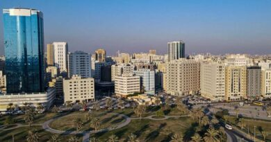 who-team-visits-sharjah-to-evaluate-file-in-'healthy-cities-programme'