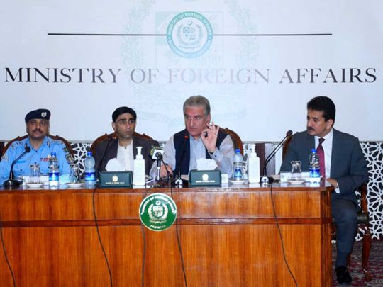 pakistan-seeks-cooperation-from-afghanistan-to-pursue-kidnap-probe-of-afghan-envoy's-daughter
