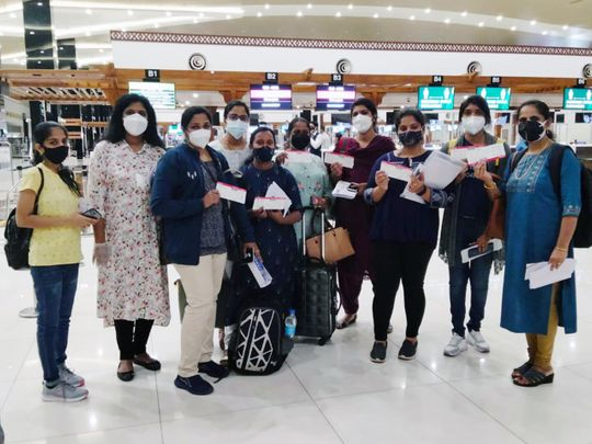 150-frontline-covid-warriors-fly-back-into-uae-to-report-to-work-on-eid-al-adha