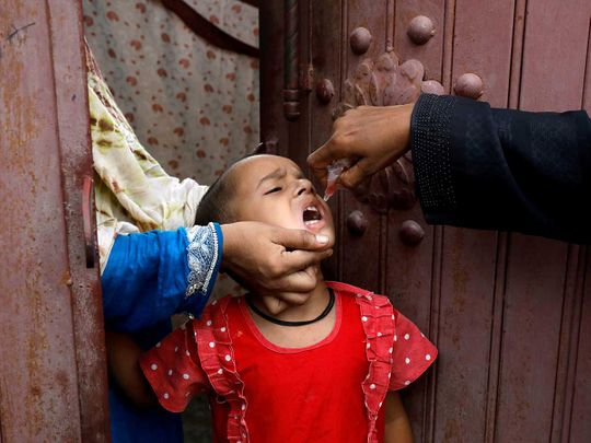 uae-reaffirms-long-standing-commitment-to-end-polio-in-pakistan