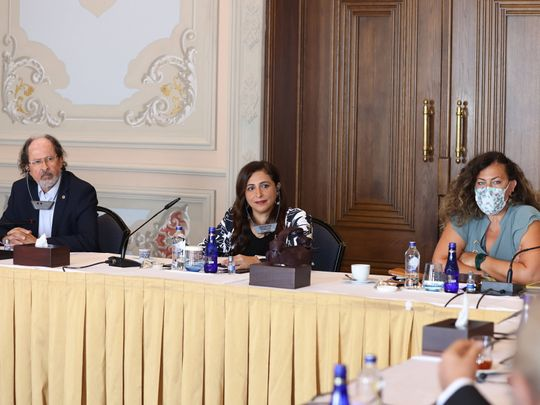 ipa-boss-bodour-al-qasimi-welcomes-move-to-hold-onsite-istanbul-book-fair