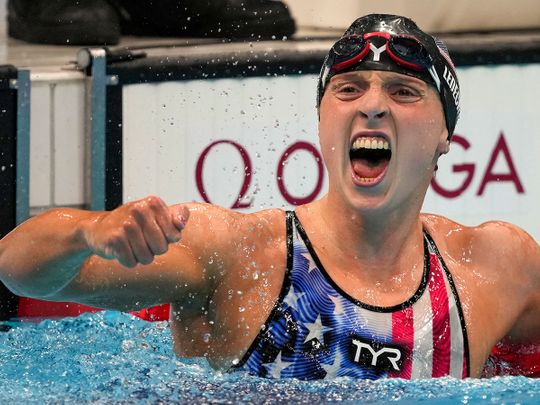 tokyo-olympics-2020:-katie-ledecky's-down-and-up-day-ends-with-a-gold-in-the-pool